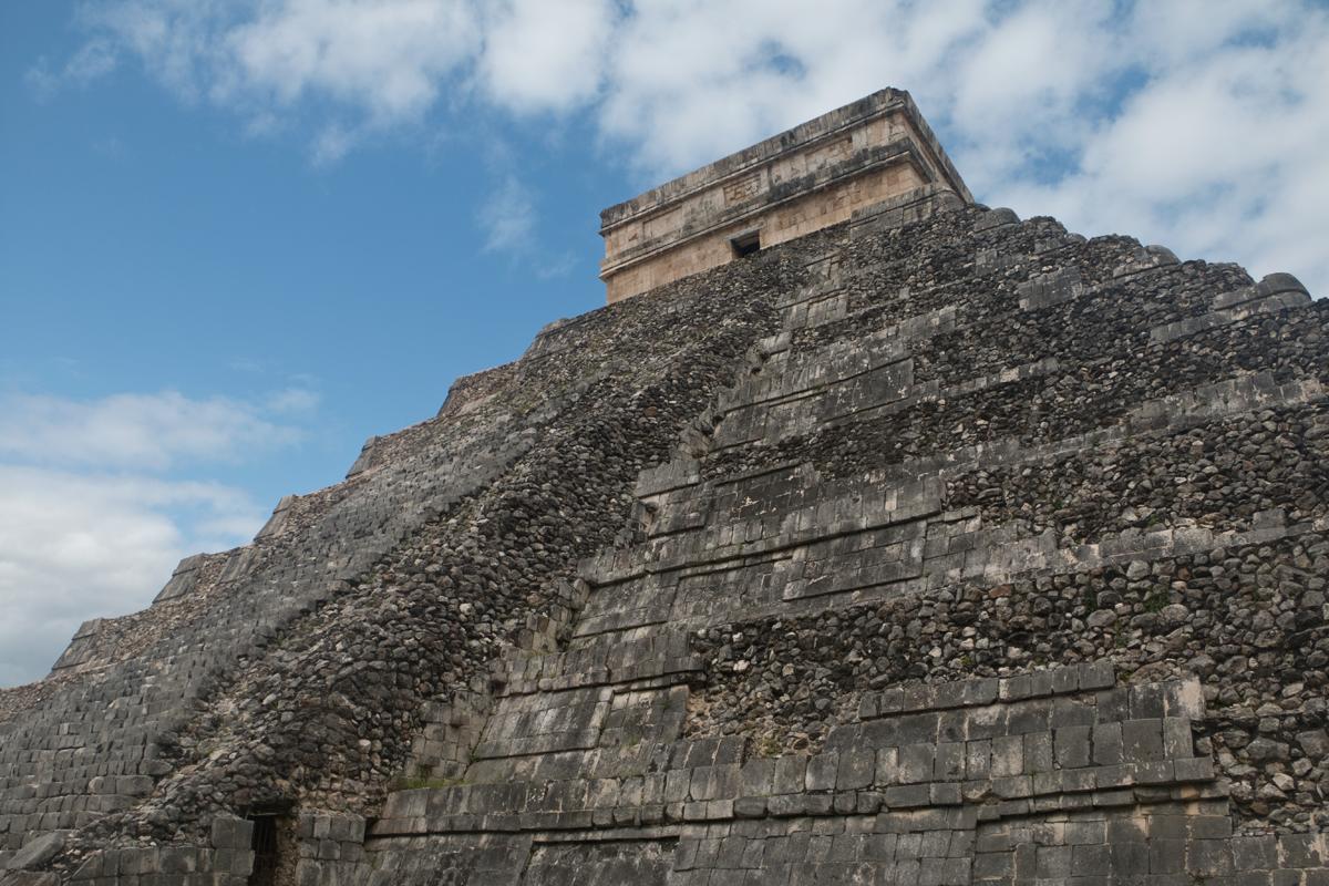 Chichén Itzá, Mexico