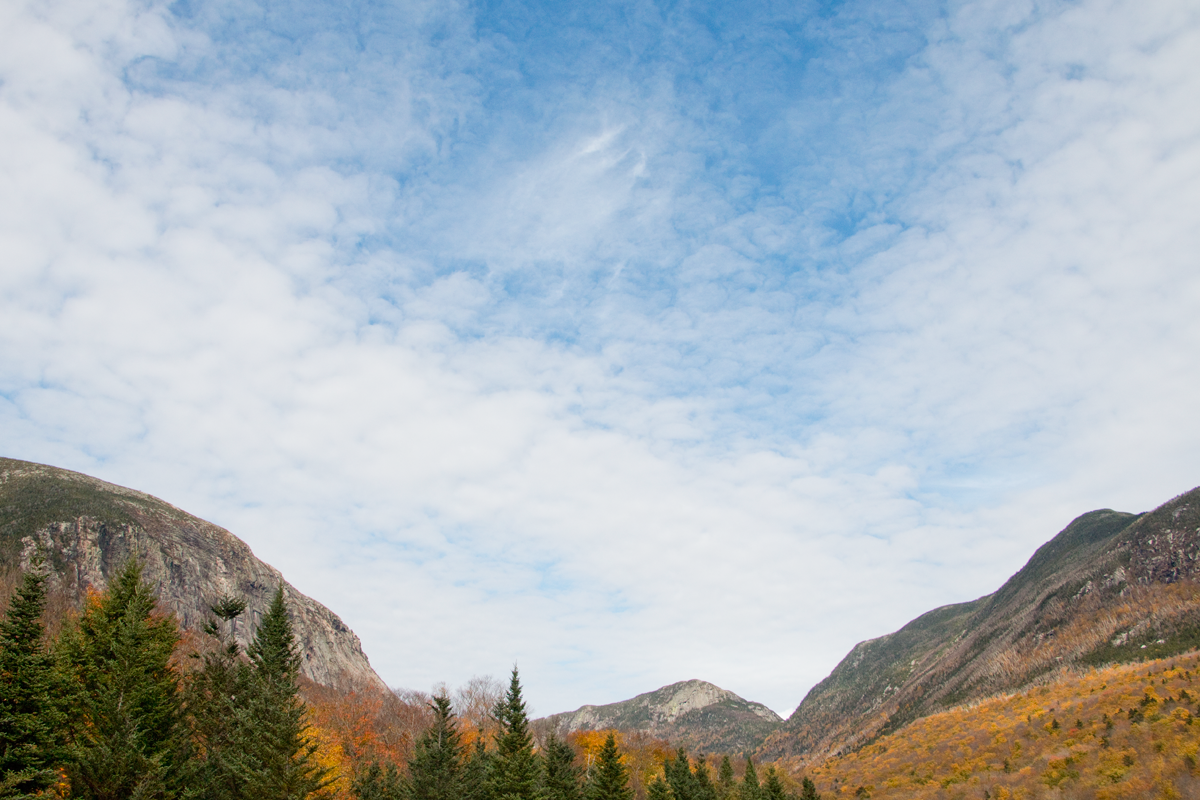 Franconia Notch, New Hampshire