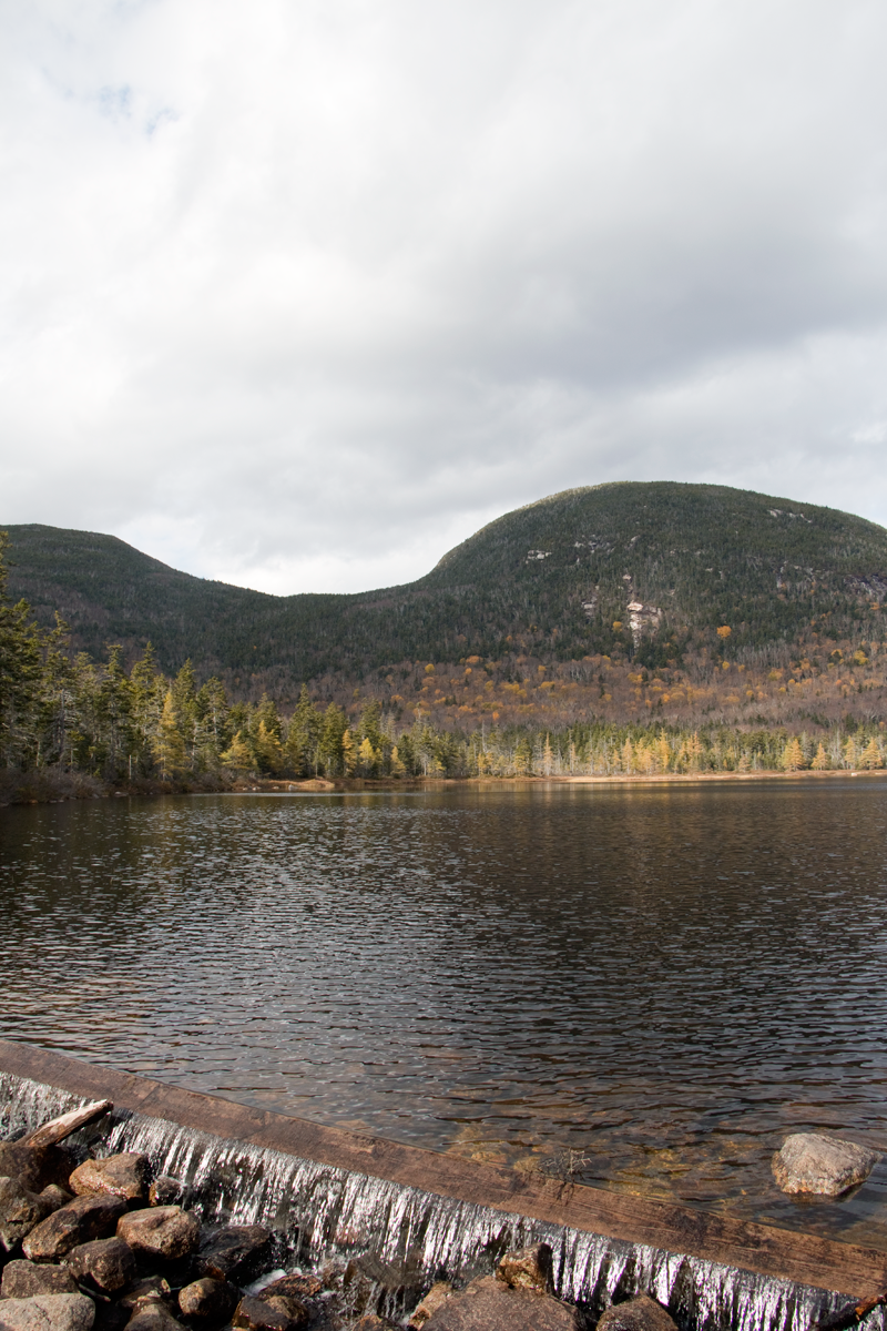 Lonesome Lake, Franconia Notch, New Hampshire