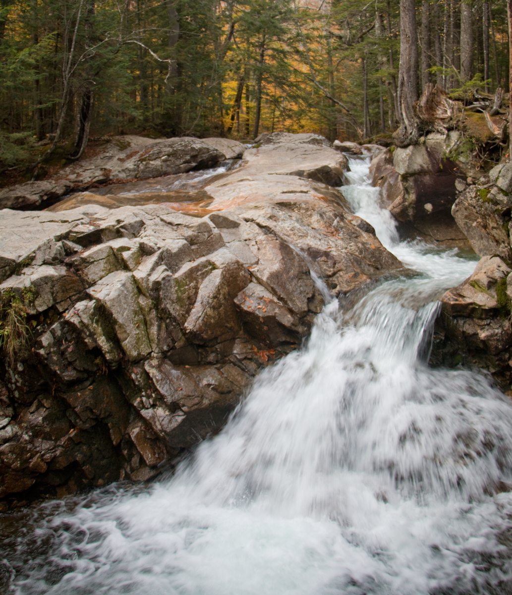The Basin, Franconia Notch, New Hampshire