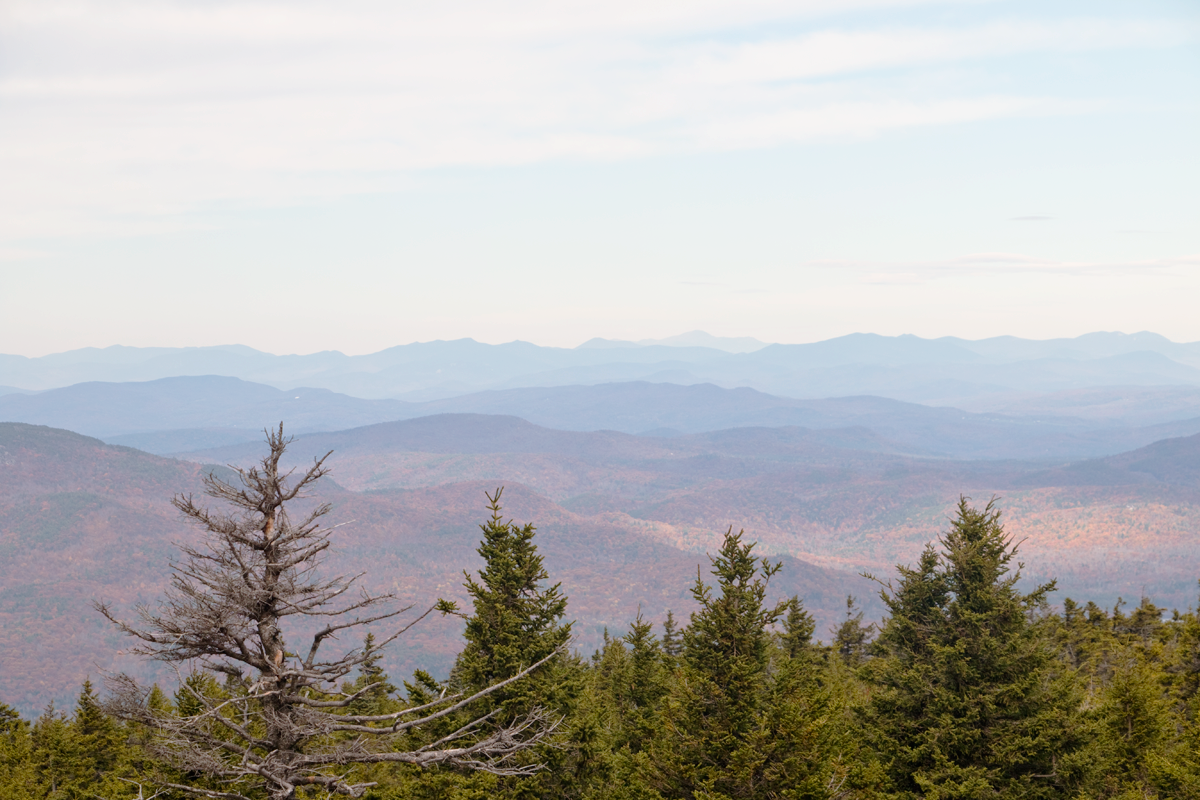 Mt. Kearsarge, New Hampshire