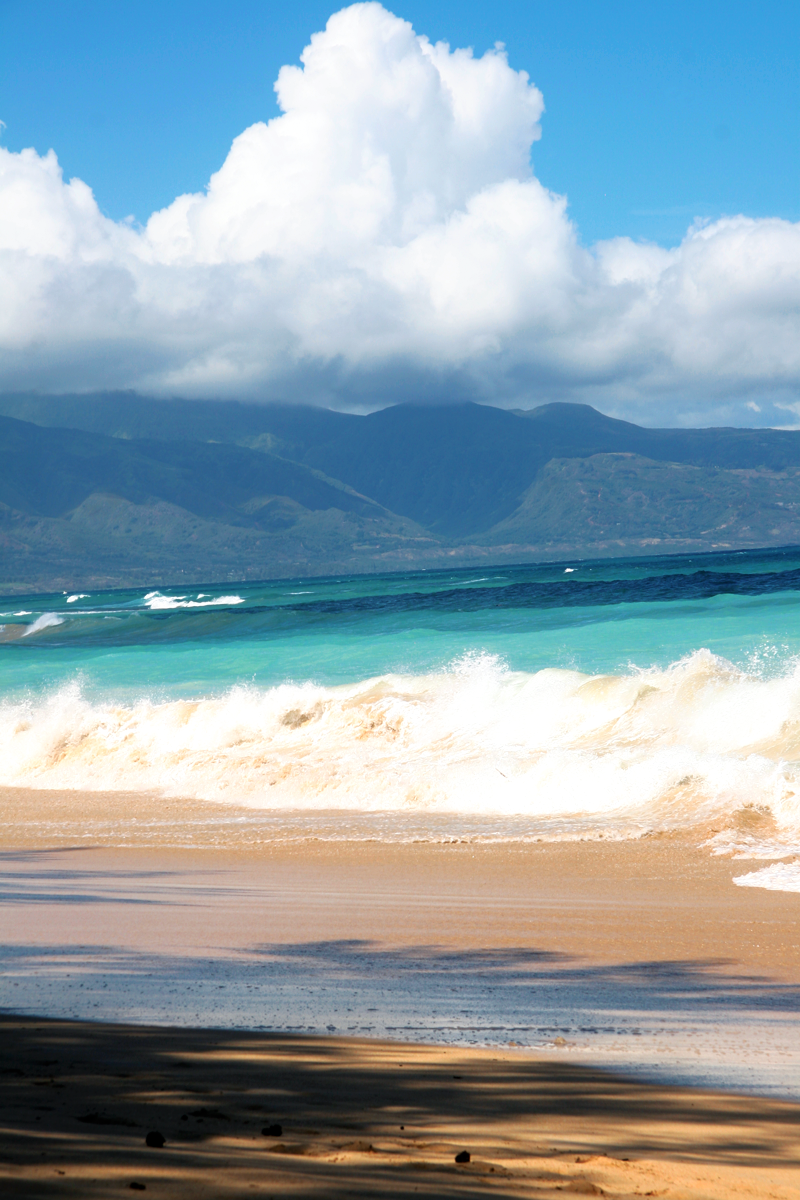 Baldwin Beach, Maui, Hawaii